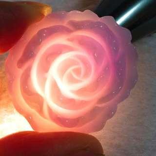 🚚 🌹紫玫瑰🌹天然緬甸玉A貨翡翠-紫蘿蘭 精雕 玫瑰花