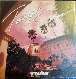 TUBE - Twilight Swim  (日本組合)黑膠大碟