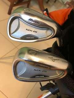 Mizuno  mx25 Gap n Sand Wedge