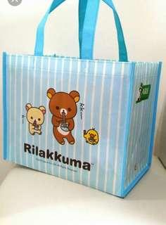 BN water proof bag Rilakkuma