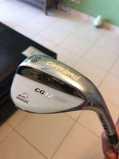 Cleveland CG 12, 58degree wedge