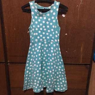 XS Polka Dot Dress