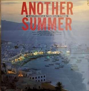 S. Kiyotaka & OMEGA TRIBE - Another Summer 黑膠大碟