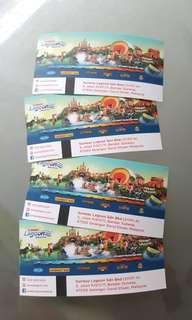 Sunway Lagoon All Park Tickets