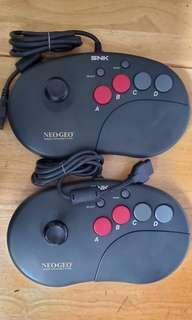 SNK NeoGeo CD Controller Pro(日版)(初版)