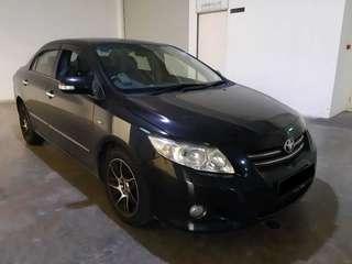 Toyota Corolla Altis 1.8 Auto