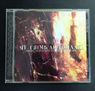 CD My Chemical Romance - I Brought You My Bullets, You Brought Me Your Love