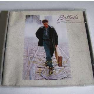 CD RICHARD MARX 93%NEW BALLADS THEN, NOW AND FOREVER, ANGELIA, HAZARD, ANGELIA