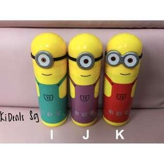 Minion Water colour markers