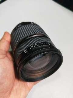 Tamron AF 28-75mm Nikon mount