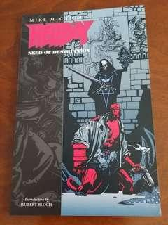 Hellboy : Seed Of Destruction TPB