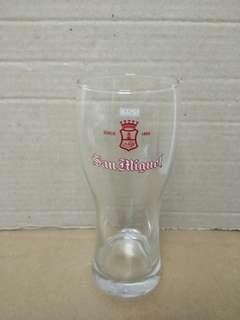 生力啤酒杯 全新 15cm高