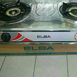 🚚 ELBA big fire stove