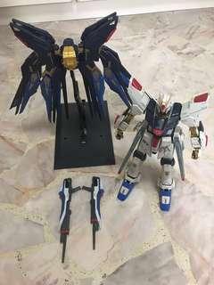 No nego: Perfect Grade PG strike Freedom Gundam