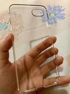 iPhone 7/8 Transparent Case / Case Bening