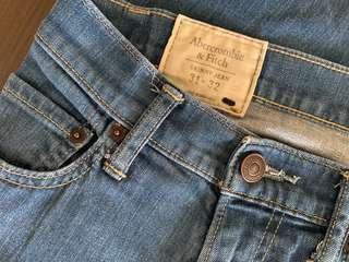 A&F Skinny Jean