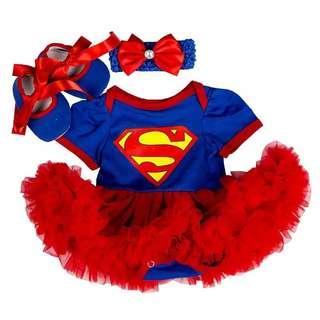 527cc7ff2 supergirl baby | Babies & Kids | Carousell Singapore