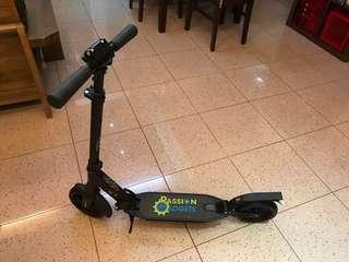 Scooter - reduced price