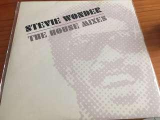 Stevie Wonder - The House Mixes (LP/VINYL)