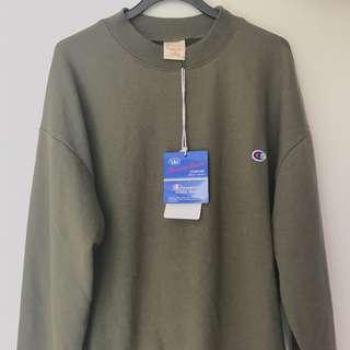 champion reverse weave sweatshirt (authentic)