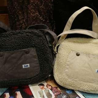 日本直送LEE 羊毛手袋
