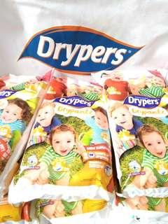 Drypers Drypantz sample