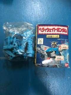 🚚 Vintage 1991 Bandai Mobile Suit Gundam 0083-GP02A Figurine