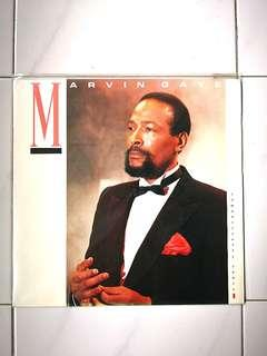 Marvin gaye romantically yours 1985 LP vinyl record