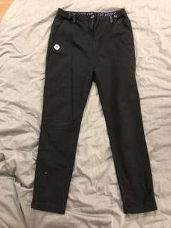 🚚 BSX直筒窄工作褲