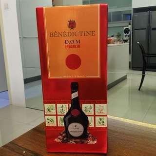 BENEDICTINE DOM 1000ML