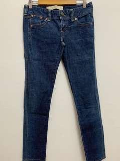 Levi's Marissa bootcut blue jeans