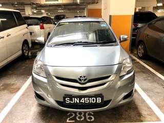 Toyota Vios 1.5A - $310/week