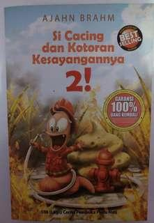 International best selling author - Si Cacing dan Kotoran Kesayangannya