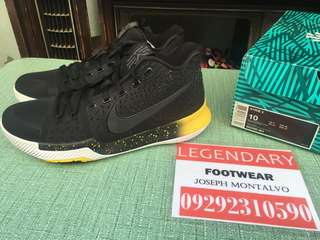 af8f275c0881 NIKE KYRIE 3 Yellow Multicolor size 10 BNDS not adidas yeezy boost nmd  ultra boost harden