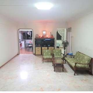102 Tampines 4A Corner! mid flr! (3 short bus-stops to Tampines MRT) BEST PRICE! MUST SELL!