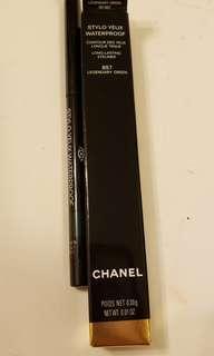 Chanel eyeliner 857 legendary green