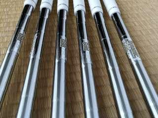 True Temper Dynamic Gold 105 S300 Golf Irons Shafts #5-P