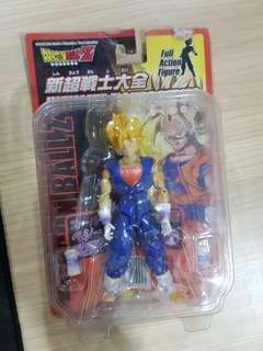 Dragonball action figure vegetto