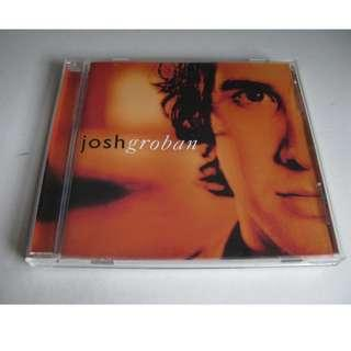 CD JOSH GROBAN CLOSER 93%NEW When You Say You Love Me, Broken Vow, Caruso, Per Te