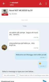 TESTIMONI SECOND BOOK