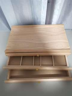 Table top drawers