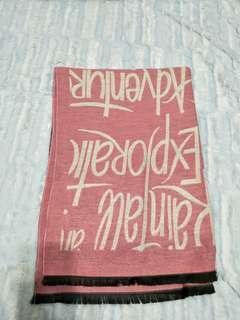 圍巾 186*66公分