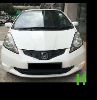 3 Months Contract Honda Fit / Jazz