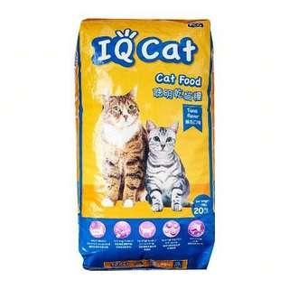 IQ Cat Food 20kg