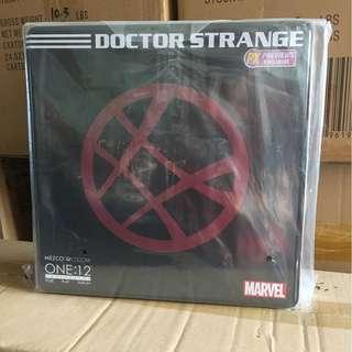全新正版Mezco One:12 Doctor Strange PX DC Marvel Legends SHF Mafex Neca Select