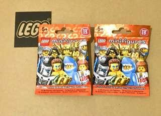 *Sealed* Lego Minifigures 71011 - Pack of 2 Queens