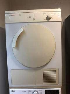 🚚 Bosch dryer