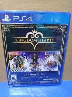 Kingdom Hearts Story so Far @ $59.90