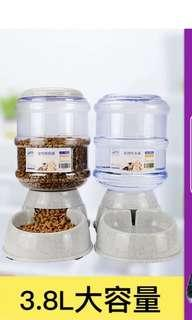 Pet auto food feeder