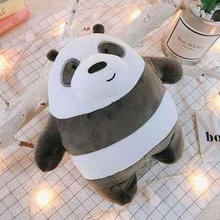 WE BARE BEARS DOLLS
